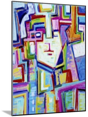 Mask-Diana Ong-Mounted Giclee Print
