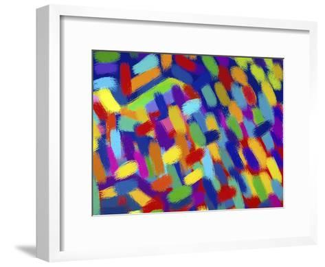 Abstractions-Diana Ong-Framed Art Print