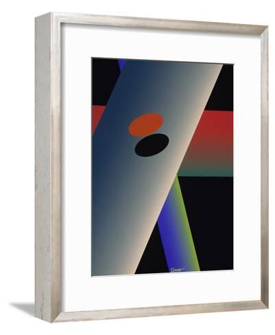 Illusion-Diana Ong-Framed Art Print