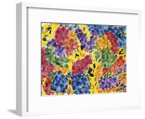 Etude Lyonnais No.8-Mark Ari-Framed Art Print