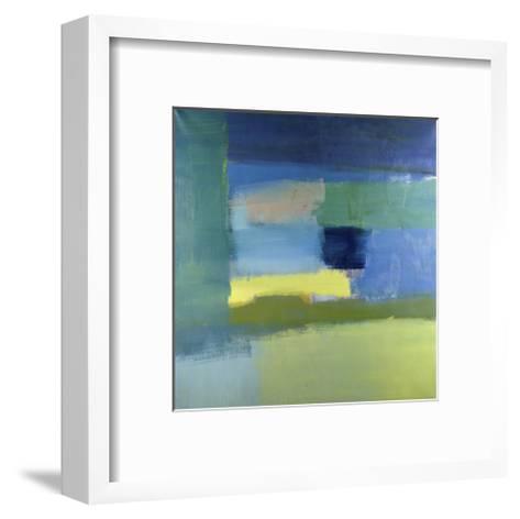 Abstract No.10-Diana Ong-Framed Art Print