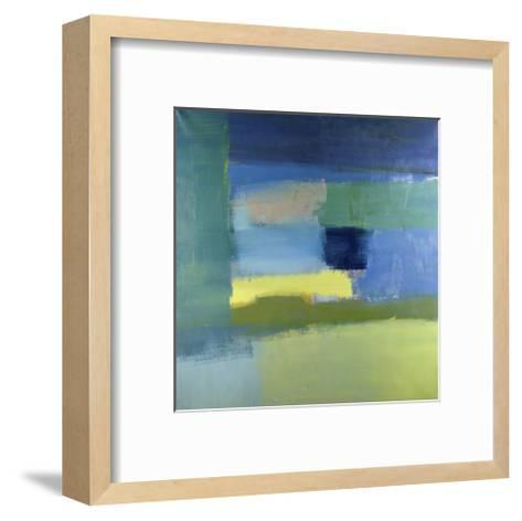 Abstract #10-Diana Ong-Framed Art Print