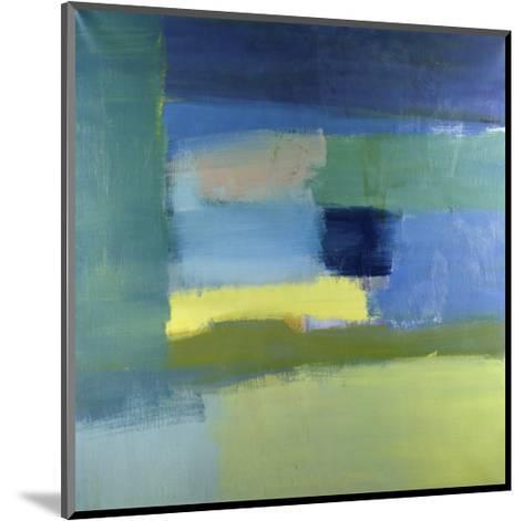 Abstract No.10-Diana Ong-Mounted Giclee Print
