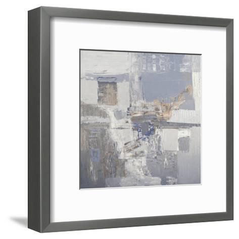 Abstract No.14-Diana Ong-Framed Art Print