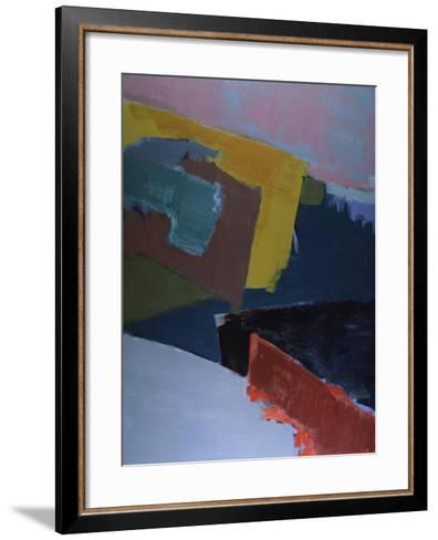 Abstract No.18-Diana Ong-Framed Art Print