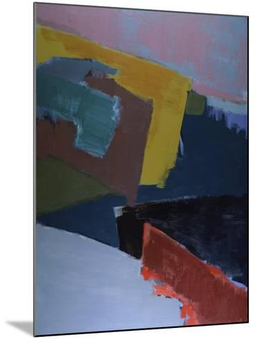 Abstract No.18-Diana Ong-Mounted Giclee Print
