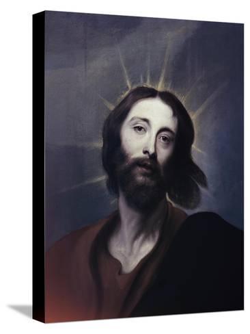 Jesus Christ-Sir Anthony Van Dyck-Stretched Canvas Print