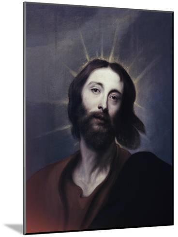 Jesus Christ-Sir Anthony Van Dyck-Mounted Giclee Print
