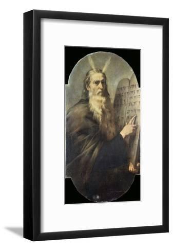 Moses-Jusepe de Ribera-Framed Art Print