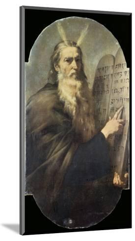 Moses-Jusepe de Ribera-Mounted Giclee Print
