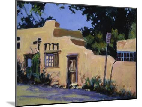 Pueblo in New Mexico-Patti Mollica-Mounted Giclee Print