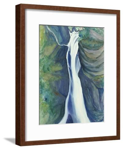 Streams of Spring-Hsu Soo Ming-Framed Art Print