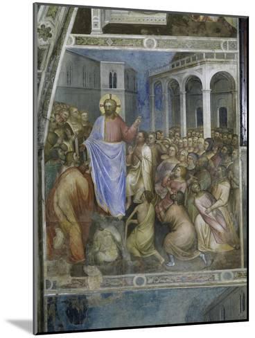 Jesus's Miracles-Giusto De' Menabuoi-Mounted Giclee Print