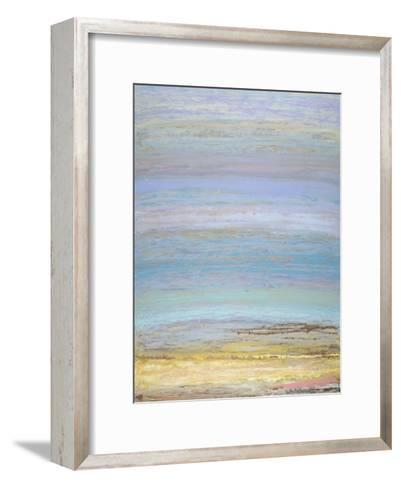 Abstract No.12-Marilee Whitehouse Holm-Framed Art Print