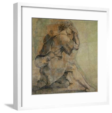 Moses-Raphael-Framed Art Print