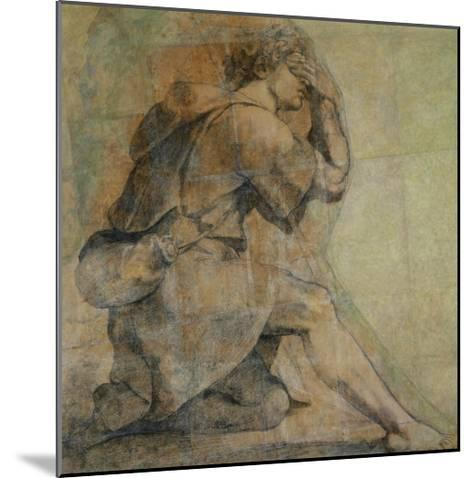 Moses-Raphael-Mounted Giclee Print