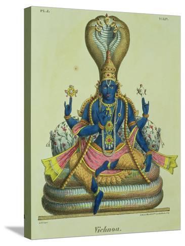 Vishnu-A^ Geringer-Stretched Canvas Print