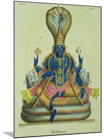 Vishnu-A^ Geringer-Mounted Giclee Print