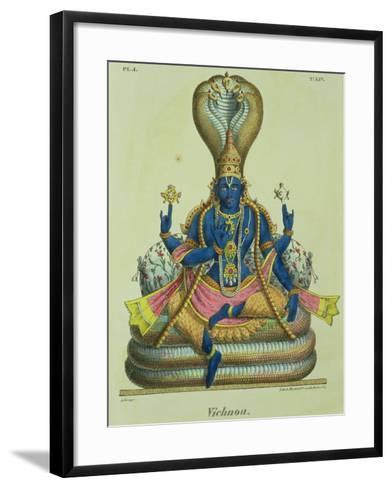 Vishnu-A^ Geringer-Framed Art Print