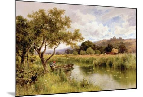 Silent Stream-Henry Parker-Mounted Giclee Print