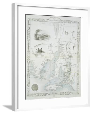 Part of South Australia-John Rapkin-Framed Art Print