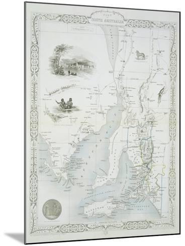 Part of South Australia-John Rapkin-Mounted Giclee Print