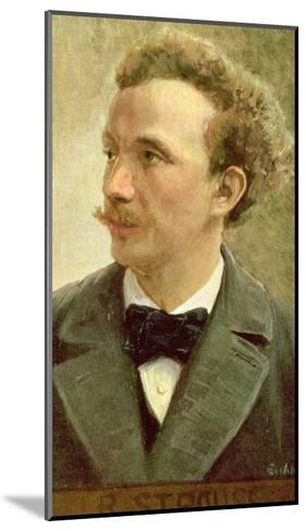 Postcard of Richard Strauss circa 1914- Eichhorn-Mounted Giclee Print