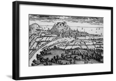 View of Nice--Framed Art Print