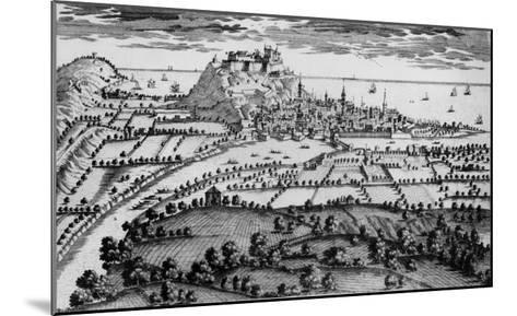 View of Nice--Mounted Giclee Print