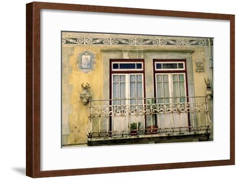 City Windows--Framed Art Print