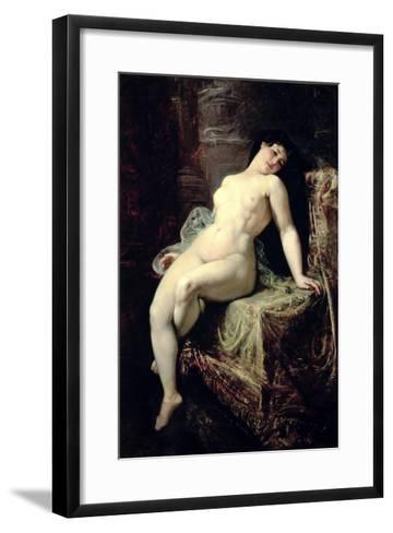 Nude-Ramon Marti Alsina-Framed Art Print