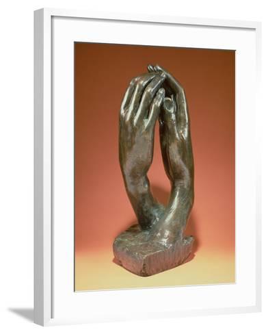 The Secret, circa 1910-Auguste Rodin-Framed Art Print
