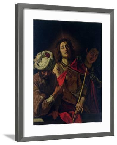 Ecce Homo-Domenico Fetti-Framed Art Print
