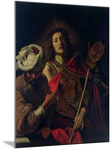 Ecce Homo-Domenico Fetti-Mounted Giclee Print
