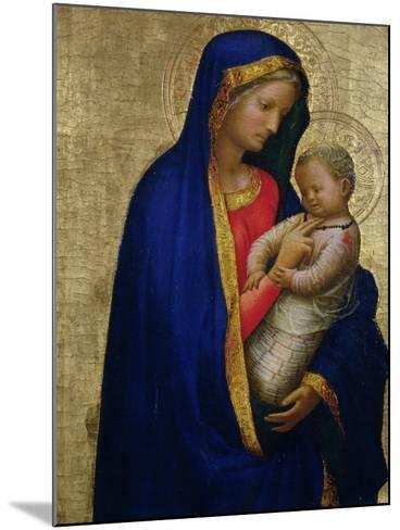 Madonna Casini-Tommaso Masaccio-Mounted Giclee Print