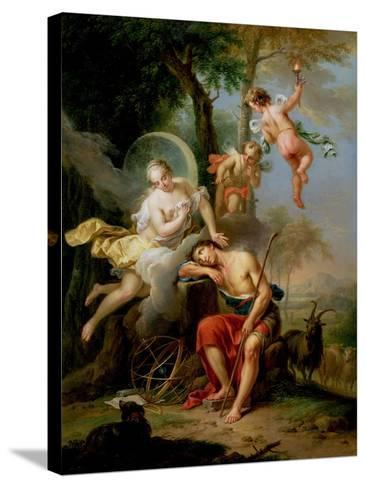 Diana and Endymion-Frans Christoph Janneck-Stretched Canvas Print