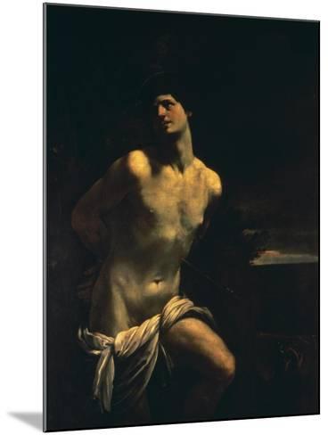 St. Sebastian-Guido Reni-Mounted Giclee Print