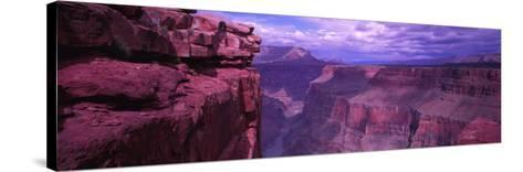 Grand Canyon, Arizona, USA--Stretched Canvas Print