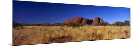 Mount Olga, Uluru-Kata Tjuta National Park, Australia--Mounted Photographic Print