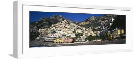 Amalfi Coast, Positano, Italy--Framed Art Print