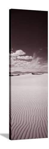Dunes, White Sands, New Mexico, USA--Stretched Canvas Print