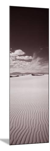 Dunes, White Sands, New Mexico, USA--Mounted Photographic Print