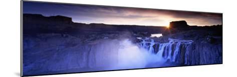 Shoshone Falls, Snake River, Idaho, USA--Mounted Photographic Print