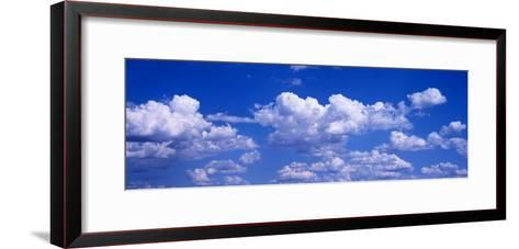 Clouds, Sky--Framed Art Print