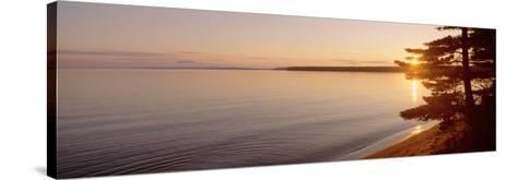 Stockton Island, Lake Superior, Wisconsin, USA--Stretched Canvas Print