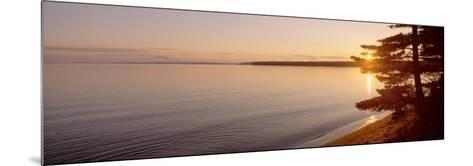 Stockton Island, Lake Superior, Wisconsin, USA--Mounted Photographic Print