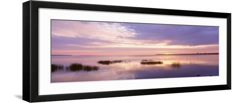 Chequamegon Bay, Wisconsin, USA--Framed Art Print
