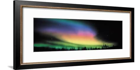 Northern Lights--Framed Art Print