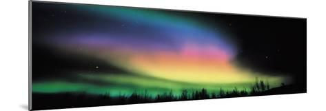 Northern Lights--Mounted Photographic Print