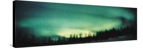 Aurora, Alaska, USA--Stretched Canvas Print